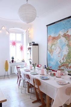 Frohes Neues! Die 16 besten Ideen für deine Silvesterparty | SoLebIch.de, Foto: Mitglied sigilinchen #silvester #decoration #deko #happynewyear