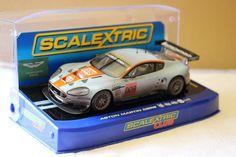 Scalextric C2965 Aston Martin DBR9 - Race Finish - Brand New in Box | eBay