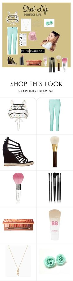 """Street Life-Perfect Life-Elin Fashion"" by elingatrumpaite on Polyvore featuring Dodo Bar Or, Ralph Lauren, Jean-Michel Cazabat, Tom Ford, Guerlain, Illamasqua, Urban Decay, Arbonne and Maybelline"