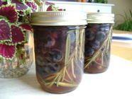 Pickled Autumn Grapes found on PunkDomestics.com