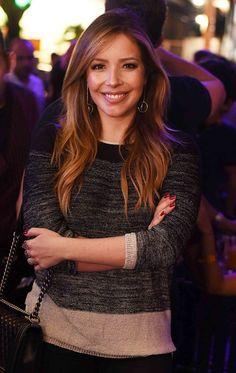 a atriz Renata Dominguez