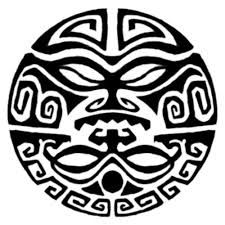 Favoritos Polynesian sun design | Tatt | Pinterest | Tattoo, Maori and Tatoo NQ65