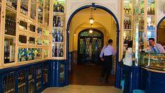 Famous Belem Custard Tarts coffee house #Lisbon