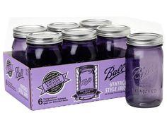 Ball® Heritage Collection Quart Jars Set of 6