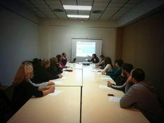 Reunión con la Asociación de Comerciantes de Fuentes de Ebro >> www.comerciantesfuentesdeebro.com
