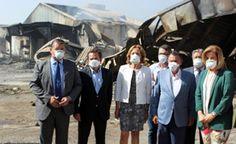 La Junta de Andalucía se volcará para que la fábrica de Ybarra continúe con su actividad y generando empleo