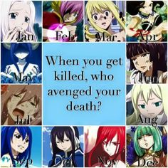 I got Erza. Erza is coming out of her grave to kill you Fairy Tail Family, Fairy Tail Girls, Fairy Tail Love, Fairy Tail Ships, Fairy Tail Quiz, Fairy Tail Funny, Fairy Tail Nalu, Fairy Tale Anime, Fairy Tales