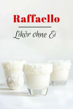 Ein Rezept für ein super leckerenRaffaello Likör ohne Ei.Zutaten: 12 Stck. Raffaello 75 g Zucker 250ml Milch 300ml Schlagsahne 100 ml WodkaZubereitung: