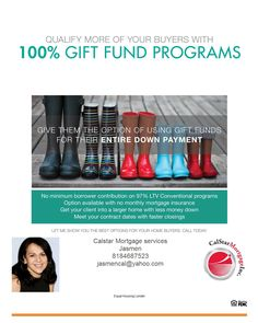 100% Gift fund program# Qualify# Buyer#Home#Always at your service !! Jasmen Vartanian President/Broker # Tel. (818)952-2701 # fax(818)286-9502 Calstar Mortgage Inc # 1033 Foothill Blvd. La Cañada, Ca. 91011 #Your purchase specialist!!! Excellent Service since 1987