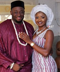 First Photos From Comedian #Jedi's Traditional Wedding =>http://wp.me/p64kJc-1Kv