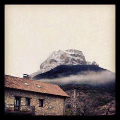 Nieve en la Peña... #igerszgz