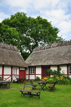 Skåne (the south part of Sweden)