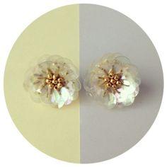 Spangles flower CLBE pierce