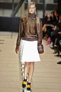 Balenciaga Fall 2012 {via Fashionologie | March 1, 2012}