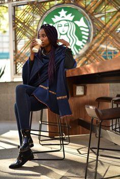 Barbara Mckenzie blanket wrap (poncho) Winter Style, Black Women, Winter Fashion, Blanket, Woman, Dresses, Winter Fashion Looks, Vestidos, Women