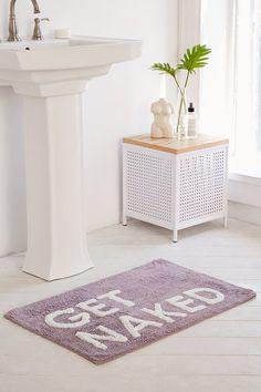 Assembly Home Get Naked Bath Mat