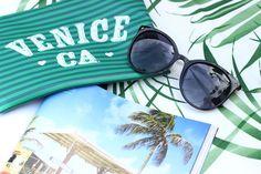 Sprinkles on a cupcake: New in: sunnies - sunglasses summer venice beacht california palm trees