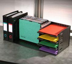 VersaFile 5 Divider/3 Shelf Organizer...good for homework station..