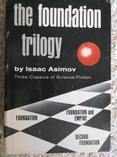 Isaac Asimov The Foundation Trilogy 1951 HC Orig DJ 1st BCE 2 More in Series | eBay $29.99