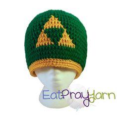 Zelda Crochet | Zelda Triforce Crochet Pattern Release - Crochet Portal - Zimbio