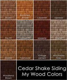 Mod The Sims - Cedar Shake Siding