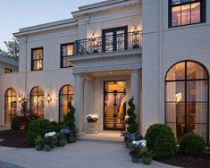 milgard-bronze-windows-exterior-traditional-with-palnt-stand.- milgard-bronze-windows-exterior-traditional-with-palnt-stand-metal-fence-and-gat…, milgard-bronze-windows-exterior-traditional-with-palnt-stand-metal-fence-and-gat…, - Classic House Exterior, Classic House Design, Dream House Exterior, Dream Home Design, Modern House Design, Traditional Exterior, Traditional Windows, Traditional Design, Facade House