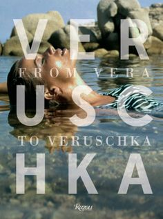 Fashion books Veruschka : From Vera to Veruschka