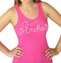Gettin Hitched Tank Top