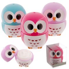 Shop today for Cute Owl Design Hand Cream by weeabootique !