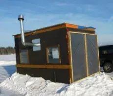 143 best ice fishing shacks images fishing shack ice fishing ice rh pinterest com