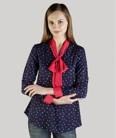 latest tops for women/girls by TRYFA. Visit to our website for new fashion tops at lowest price. http://www.tryfa.com/tops/