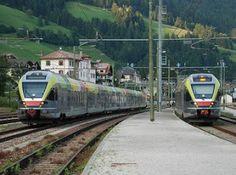 Pregopontocom Tudo: Ferrovia Dolomite terá nova ligação estudada - Itália...