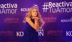 Asegura Paulina Rubio los rumores #mevalenmadre y nos habla de #NuevoVicio