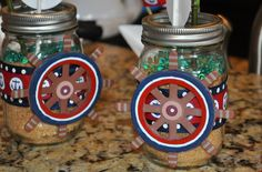 Favors at a Nautical Party #nautical #partyfavors
