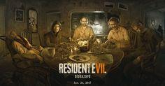 Resident Evil 7 e Final Fantasy 7 foram os destaques da semana
