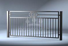 Balcony Grill Design, Balcony Railing Design, Window Grill Design, Steel Gate Design, Front Gate Design, House Gate Design, Front Porch Addition, Door Design Interior, Wrought Iron Gates