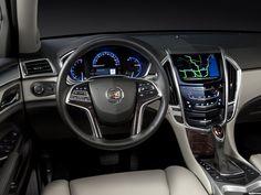 Cadillac SRX 2012-Interior