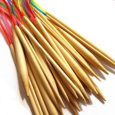 Joe's Toes - Joe's Toes lightweight circular bamboo knitting needles