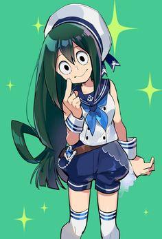 Character: Tsuyu Asui
