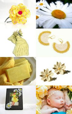 Everything's Coming up Daisies! by leslieanne on Etsy--Pinned with TreasuryPin.com