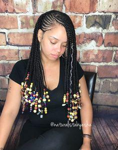 Tribal braids
