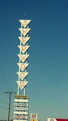 Sherwood Shopping Center - Odessa, TX