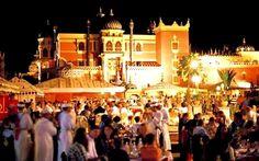 chez ali restaurant in marrakech | Chez Ali