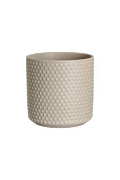Small Stoneware Plant Pot | Taupe | H&M HOME | H&M US