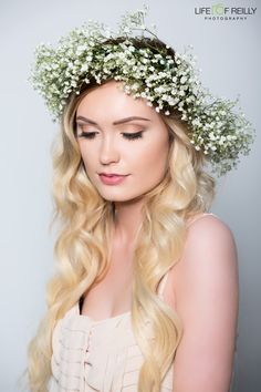 Natural Boho Bridal Makeup Inspo