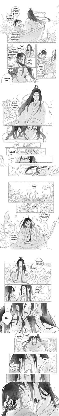 Manga Anime, Anime Art, Shounen Ai Anime, Great Novels, Manga Love, The Grandmaster, Oriental, Fujoshi, Me Me Me Anime
