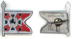 Artillerie ___This set was sold on the and March 1940 (Tag der Wehrmacht)__ADV_Source: J Temple-West Charitable Donations, Pin Badges, Temple, Third, March, German Language, Temples, Mars