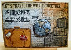Utes kreative Seite: Let's Travel