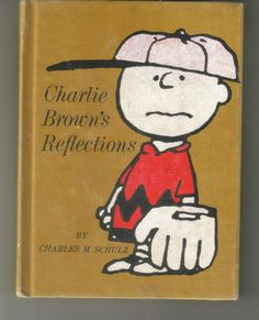Vintage Hallmark Charlie Brown's Reflections by ShopHereVintage, $7.00