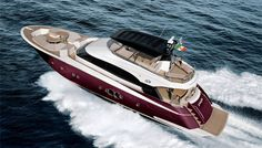 Monte Carlo Yachts MCY 76.